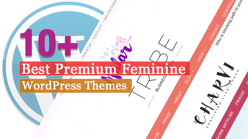 Best Premium Feminine WordPress Themes