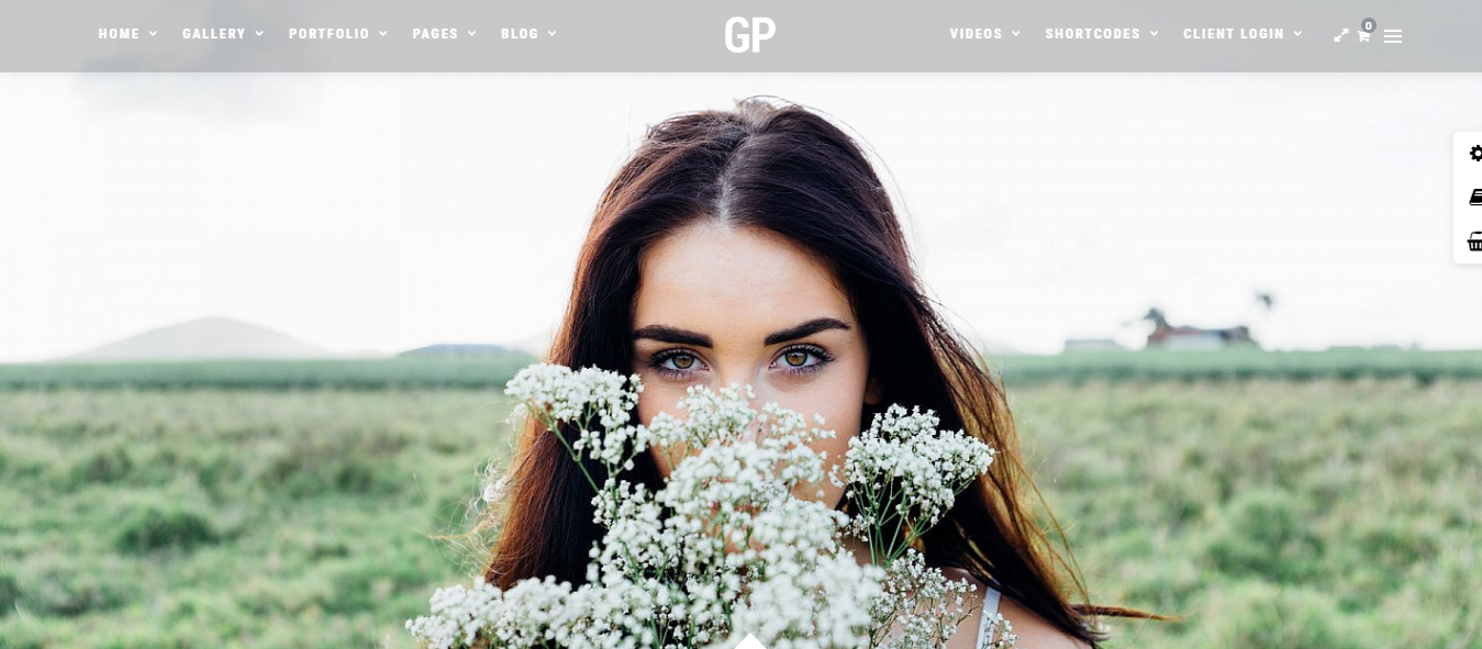 grand photography best premium product photography wordpress theme - 10+ Best Premium Product Photography WordPress Themes