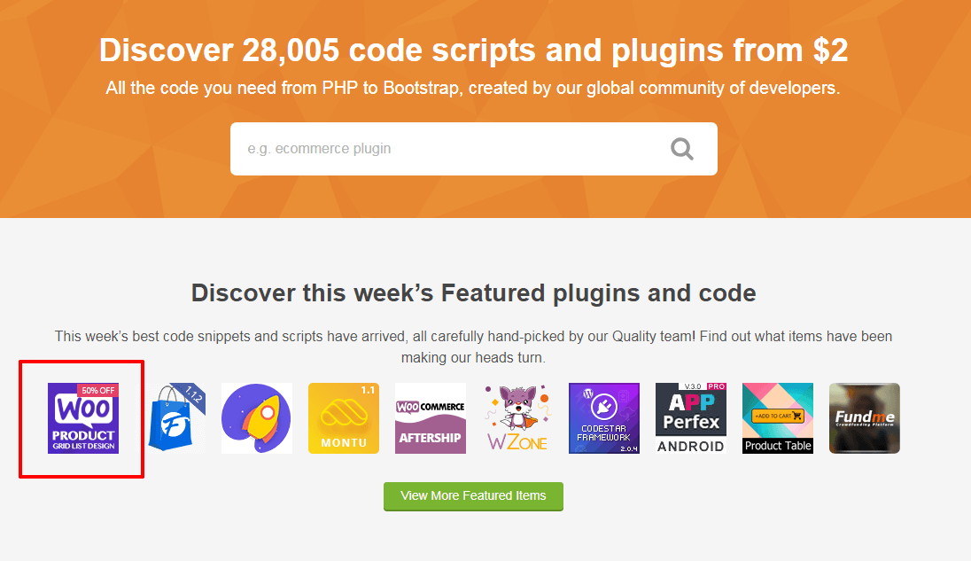 woo product grid list design featured on codecanyon
