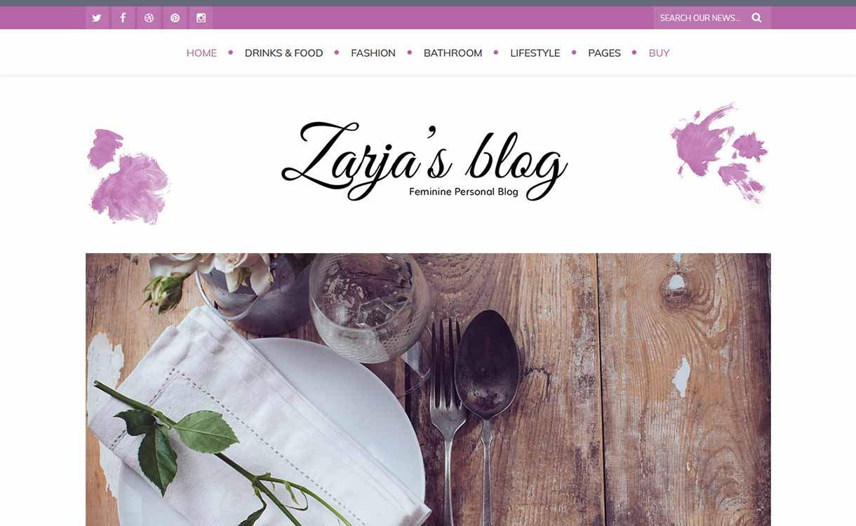 zarja-blog-best-premium-feminine-wordpress-theme