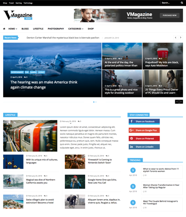 Best Free News Wordpress Themes And Templates