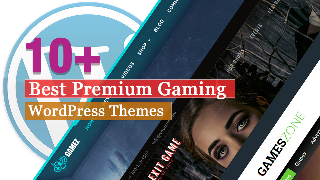 10+ Best Premium Gaming WordPress Themes - AccessPress Themes