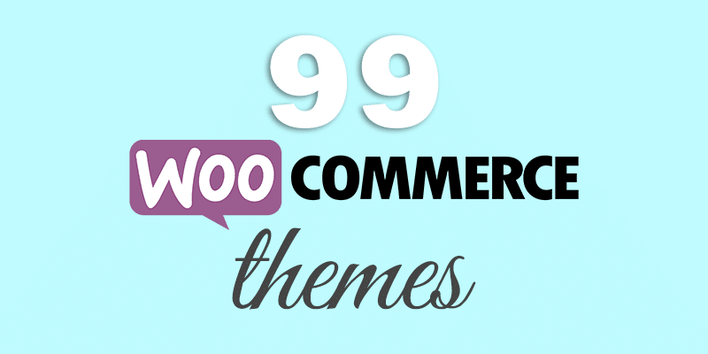 Best Free Woo Commerce WordPress Themes