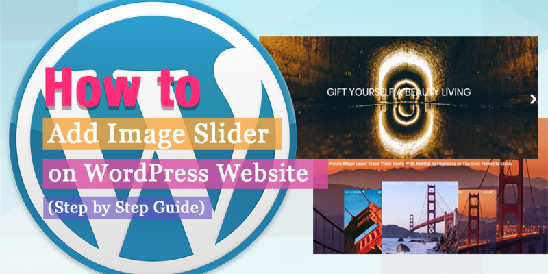 How to Add Image Slider on WordPress Website?