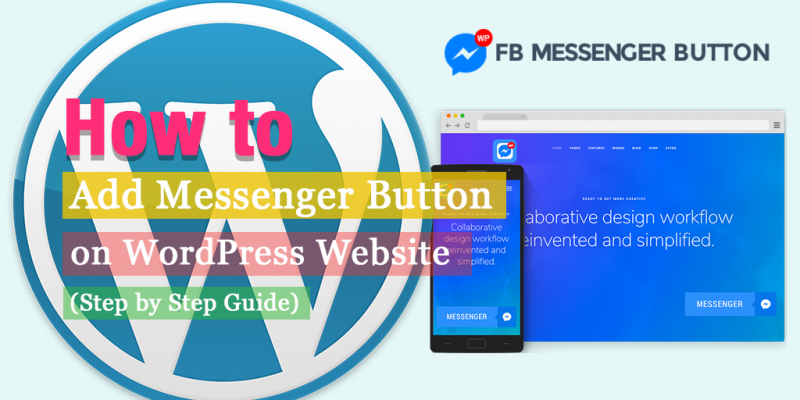 How to Add Messenger Button on WordPress Website?