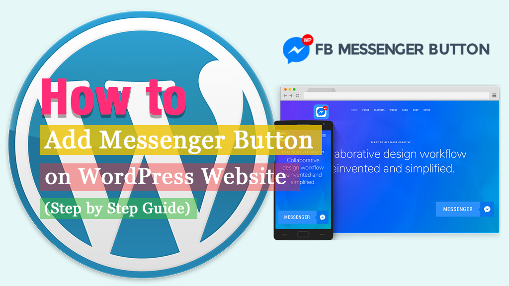 How to Add Messenger Contact Button on WordPress Website?