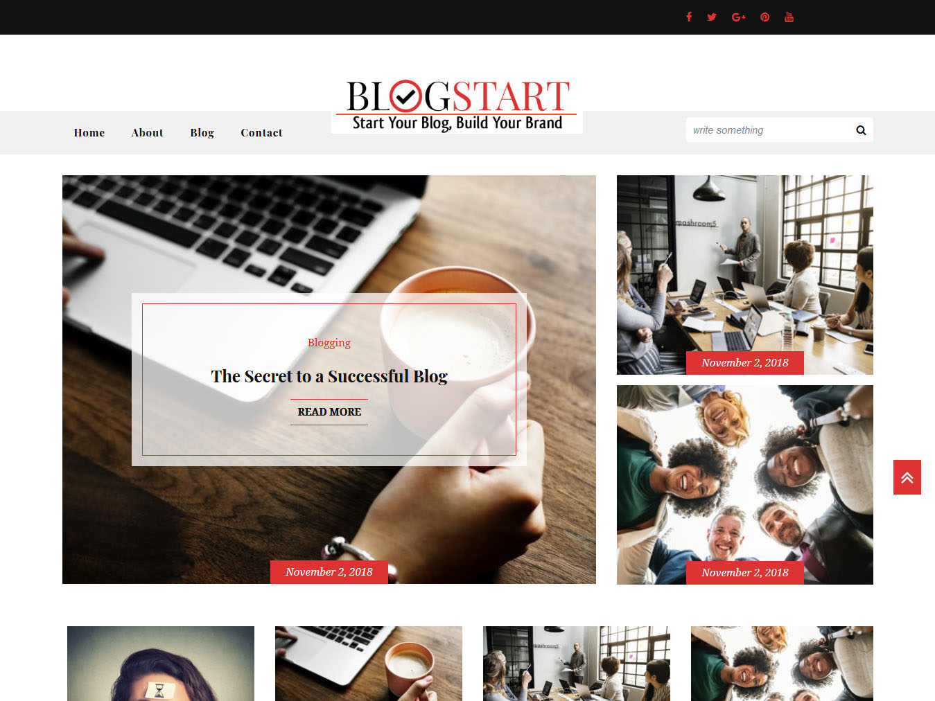 99 Best Free WordPress Blog Themes 2020 - a highly recommended ...