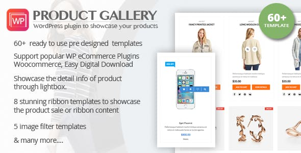 WP Product Gallery