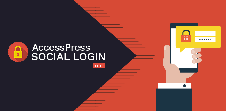 Free WordPress Social Login Plugin – AccessPress Social Login Lite