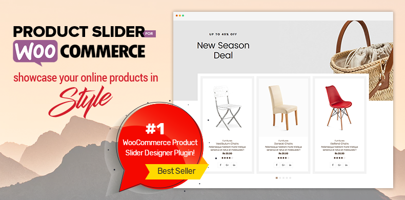 Product Slider For WooCommerce –  Woo Extension to Showcase Products
