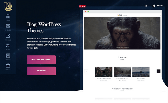 WordPress-Deals-Cupons-by-Tesla-Themes