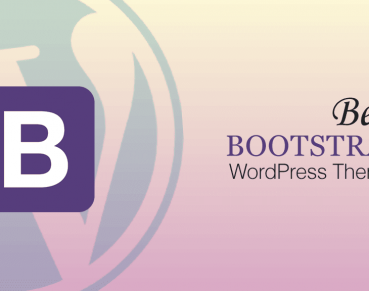 11 Best Bootstrap WordPress Themes