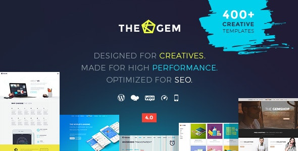 TheGem - Best Selling Theme on ThemeForest