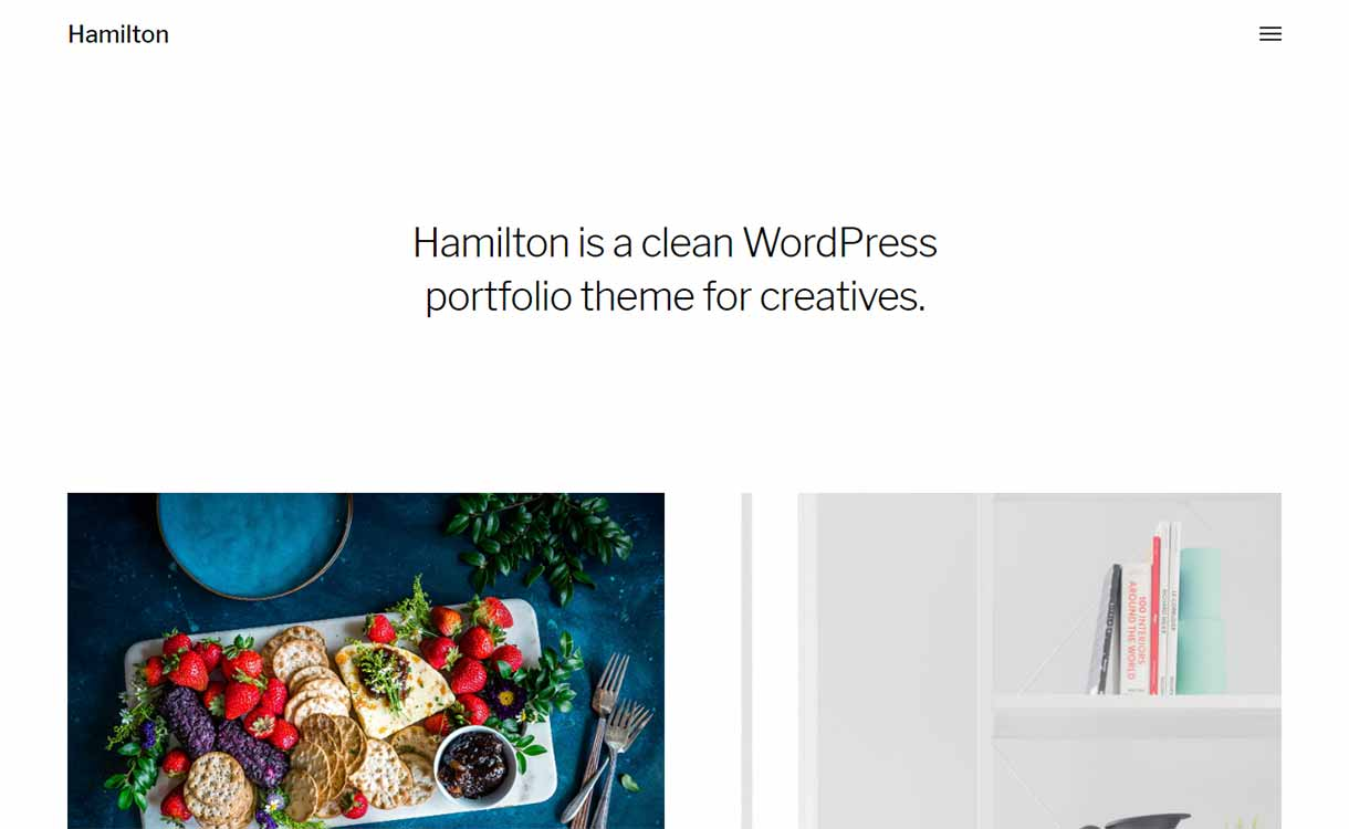 Hamilton-clean-WordPress-portfolio-theme