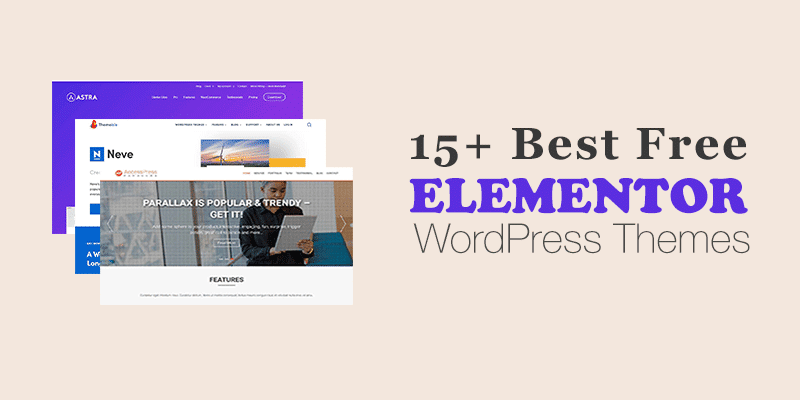 best-free-elementor-wordpress-theme