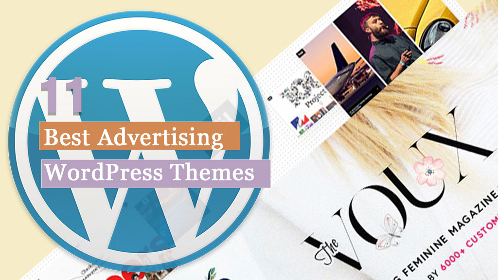 11 Best Advertising WordPress Themes