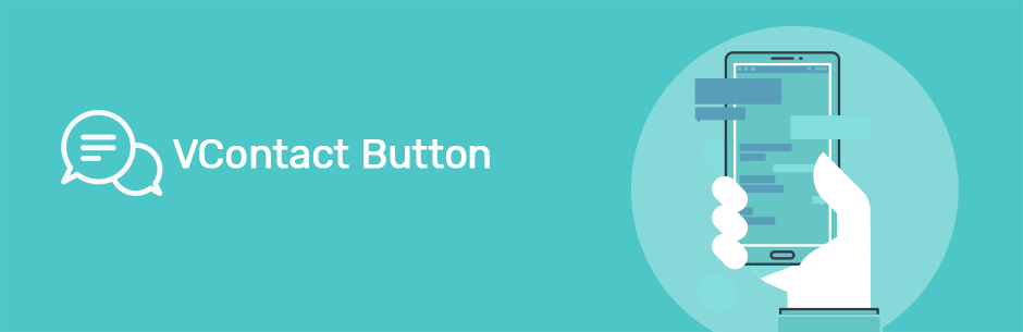 VContact Button