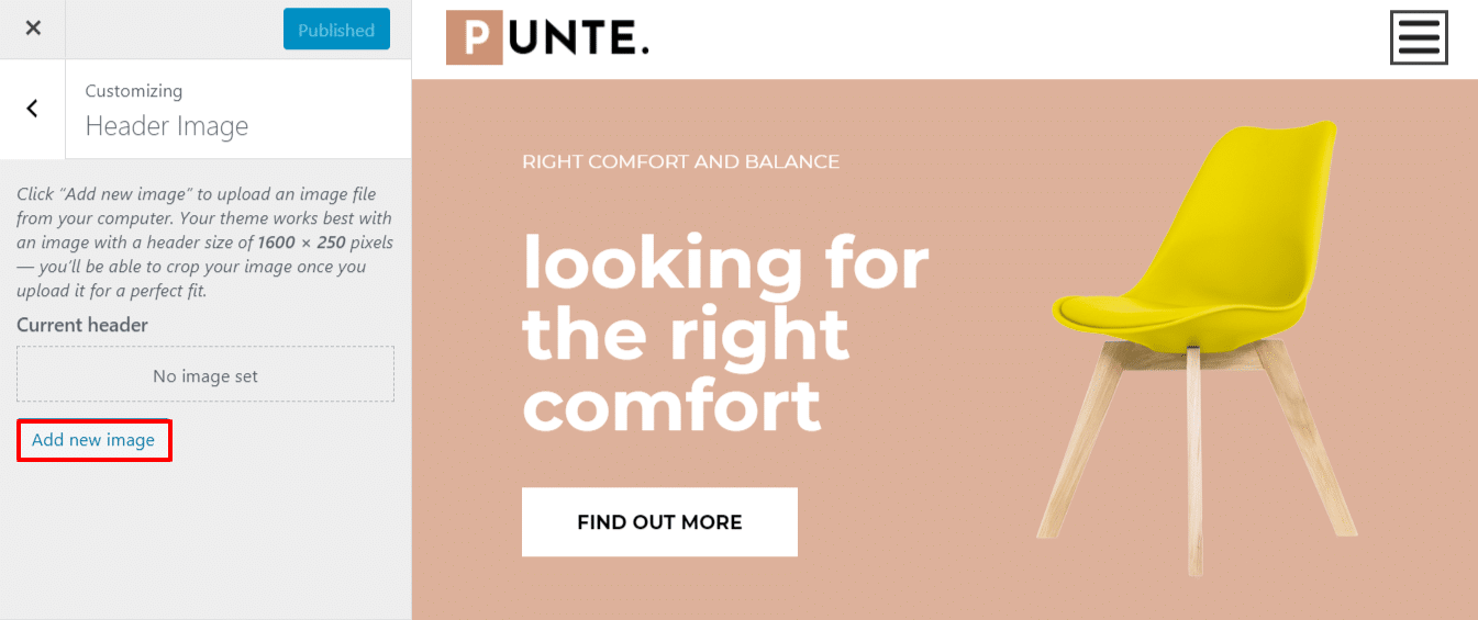 Punte Single Product Launch-Sale Free WordPress Theme