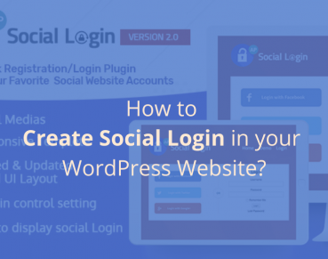 How to Create Social Login in your WordPress Website