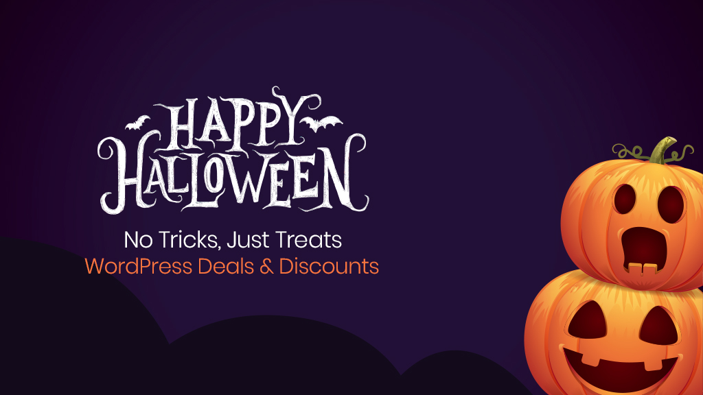 halloween WordPress deals discounts