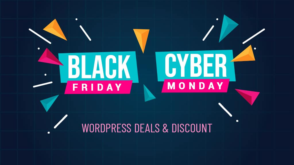 60+ Best Black Friday and Cyber Monday WordPress Deals for 2020