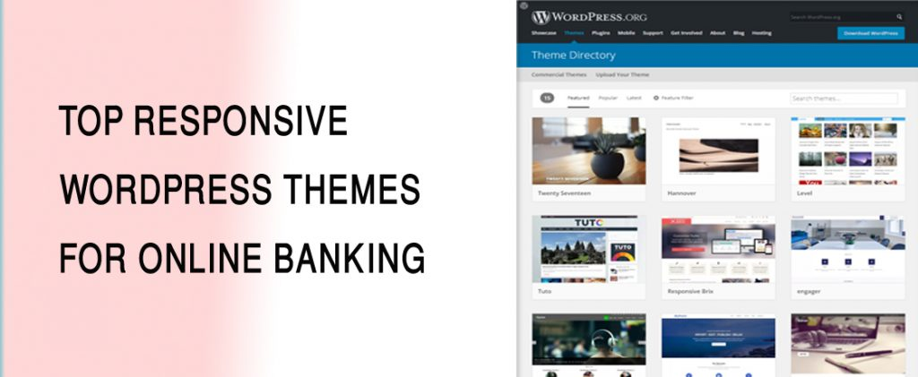 Top Responsive WordPress Themes for Online Banking